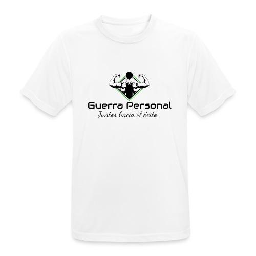Guerra Personal - Camiseta hombre transpirable