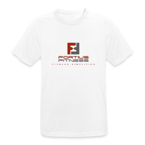 Fortius Fitness - Herre T-shirt svedtransporterende