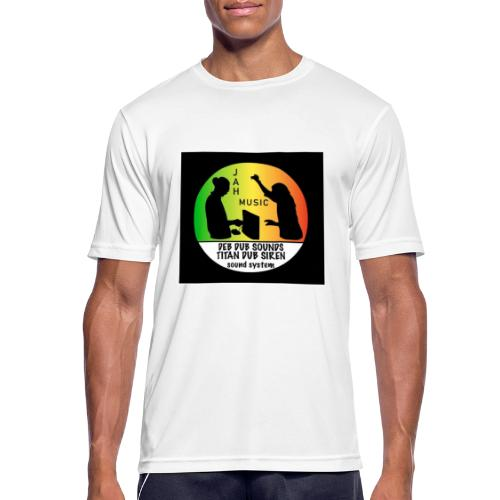 Deb Dub & Titan Dub Siren - Men's Breathable T-Shirt