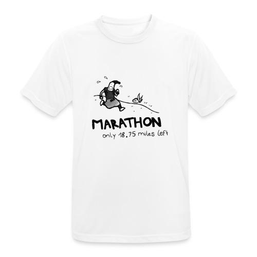 marathon-png - Koszulka męska oddychająca