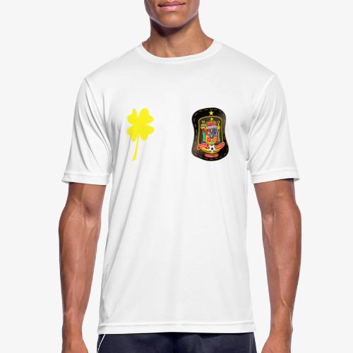 Trébol de la suerte CEsp - Camiseta hombre transpirable