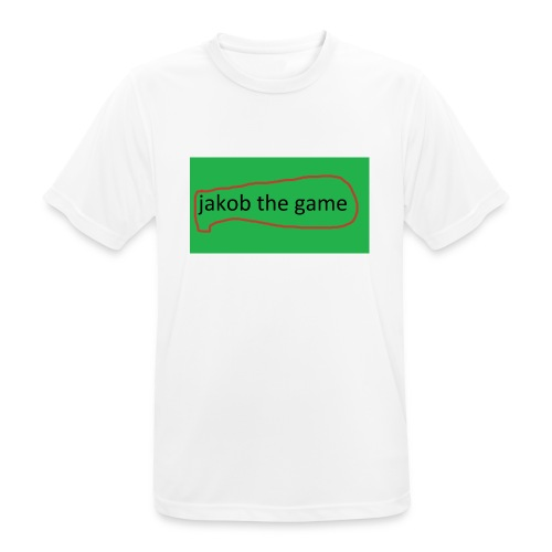 jakob the game - Herre T-shirt svedtransporterende