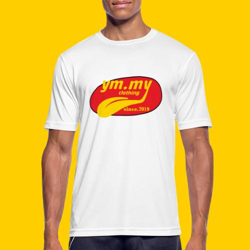 YM.MY clothing LOGO - Men's Breathable T-Shirt