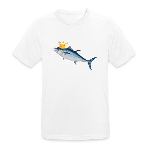 OFFICIAL KING TUNA MERCH - Men's Breathable T-Shirt