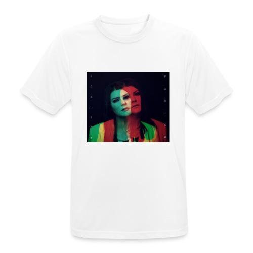Double Color Exposure JESSICA PARISH - Männer T-Shirt atmungsaktiv