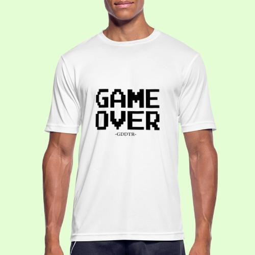 Game Over - Männer T-Shirt atmungsaktiv