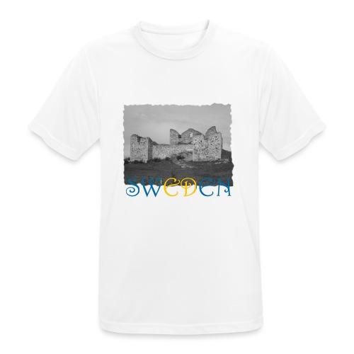 SWEDEN #1 - Männer T-Shirt atmungsaktiv