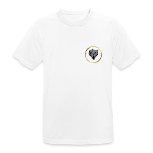 Trainingsbekleidung/ Für Männer - Männer T-Shirt atmungsaktiv