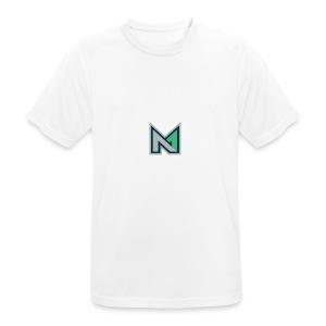 Das N LOGO - Männer T-Shirt atmungsaktiv