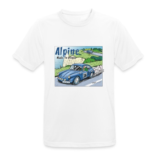 Polete en Alpine 106 - T-shirt respirant Homme