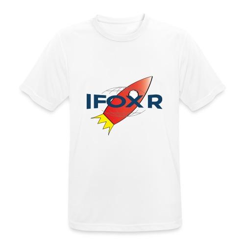 IFOX ROCKET - Andningsaktiv T-shirt herr