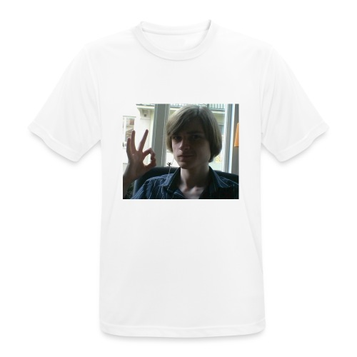 The official RetroPirate1 tshirt - Men's Breathable T-Shirt