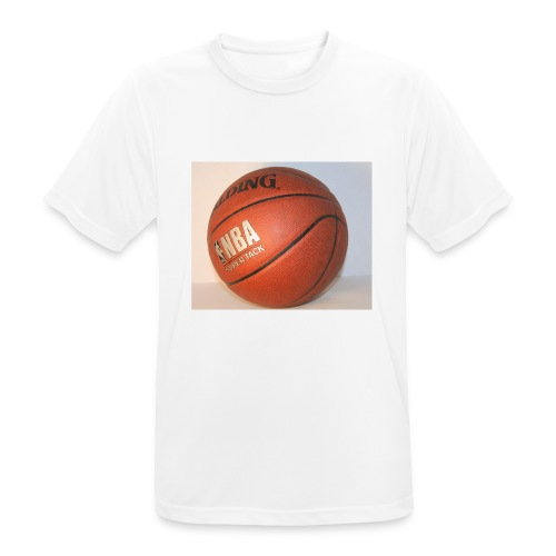 ball_flickr - miesten tekninen t-paita
