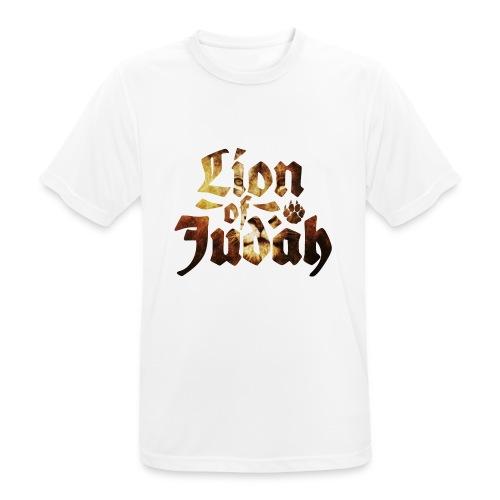 Lion of Judah - Rastafari Paw - Männer T-Shirt atmungsaktiv