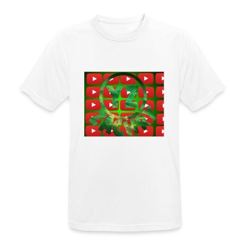 YZ-Muismatjee - Mannen T-shirt ademend