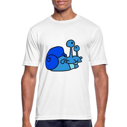 Schnecke Nr 79 von dodocomics - Männer T-Shirt atmungsaktiv