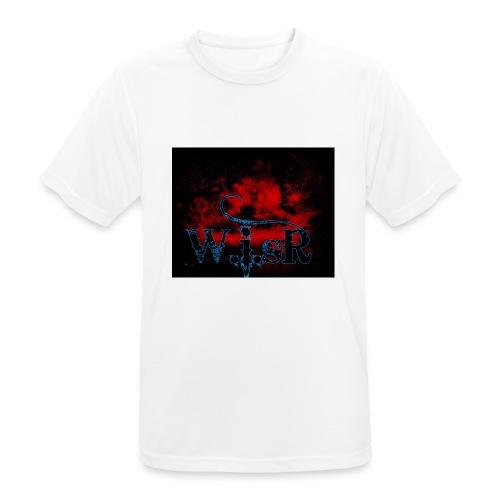 WISR Huppari - miesten tekninen t-paita