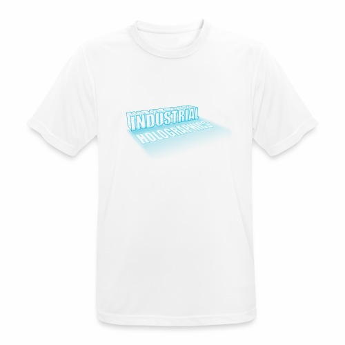 Industrial Holographics - Männer T-Shirt atmungsaktiv