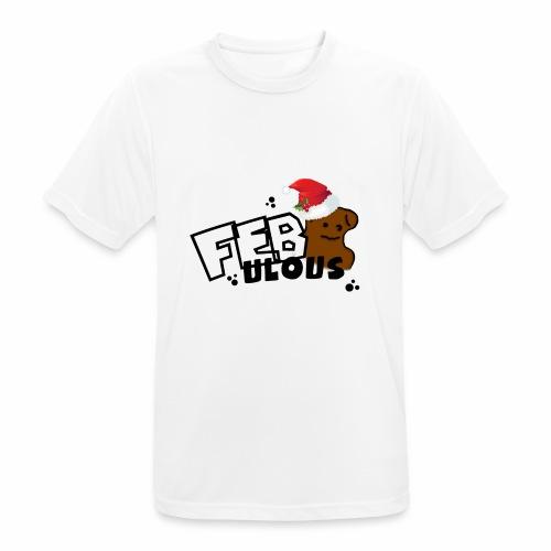 WeihnachtsMerch - Männer T-Shirt atmungsaktiv