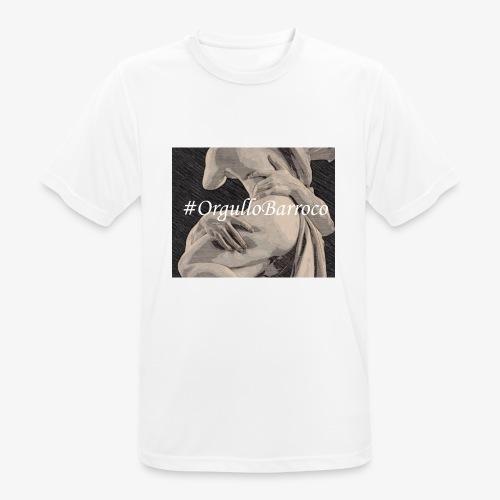 #OrgulloBarroco Proserpina - Camiseta hombre transpirable