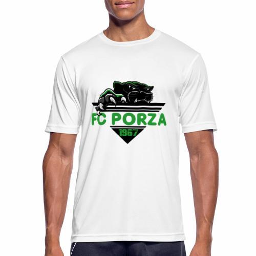 FC Porza 1 - Männer T-Shirt atmungsaktiv