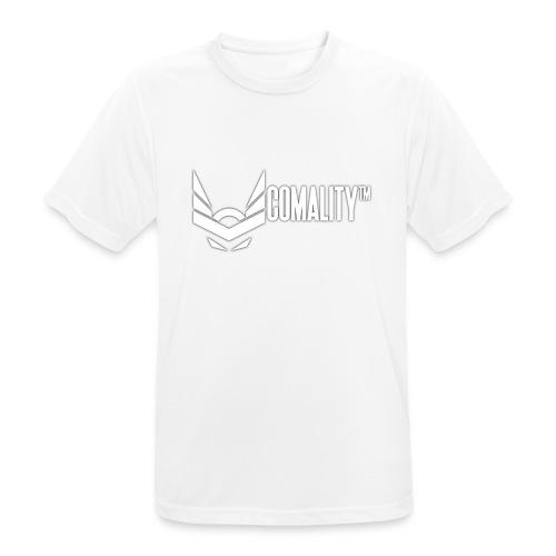 PILLOW | Comality - mannen T-shirt ademend