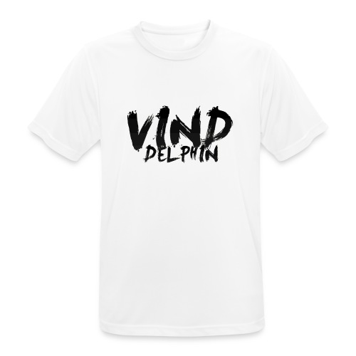 VindDelphin - Men's Breathable T-Shirt