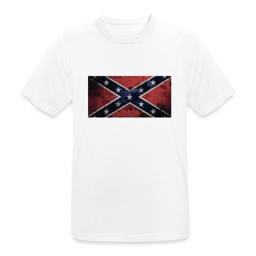 rebell - Pustende T-skjorte for menn