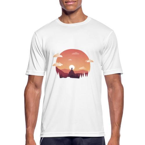 Monte Sagrado - Camiseta hombre transpirable