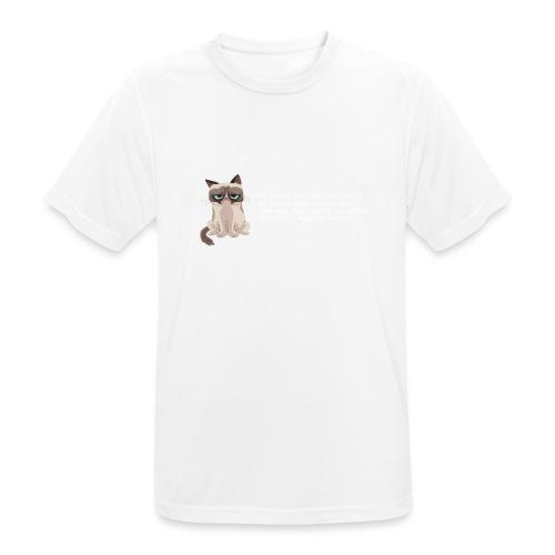 99bugs - white - Mannen T-shirt ademend actief
