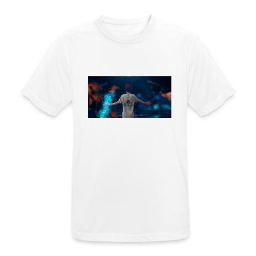 Cover Beatstux - Maglietta da uomo traspirante