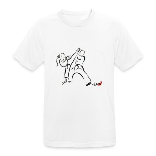 KARATE 1 - Maglietta da uomo traspirante