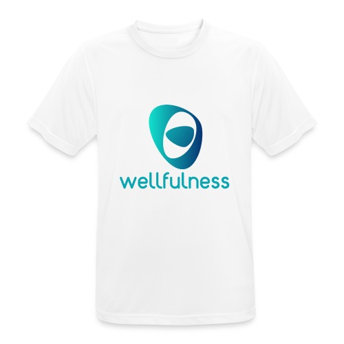 Wellfulness Sport Clasic - Camiseta hombre transpirable
