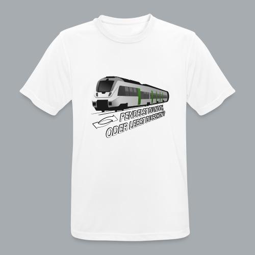 Pendeln - Männer T-Shirt atmungsaktiv