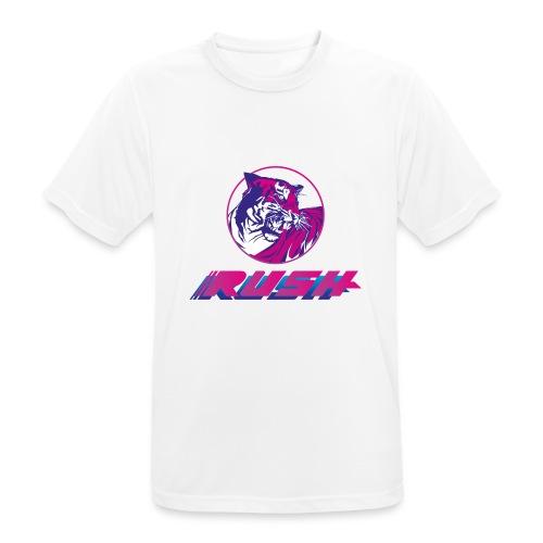 Tiger RUSH II - Männer T-Shirt atmungsaktiv