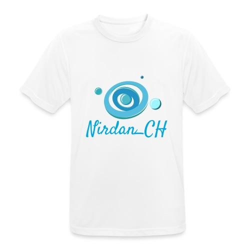 400dpiLogoCroppedspe cial - T-shirt respirant Homme