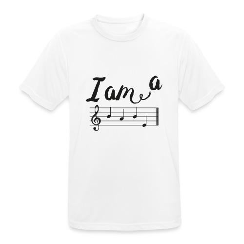 ImABabe - Mannen T-shirt ademend actief