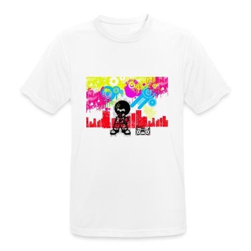 Borse personalizzate con foto Dancefloor - Maglietta da uomo traspirante