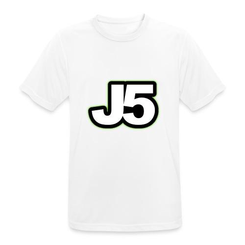 kasket - Herre T-shirt svedtransporterende