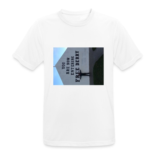 free derry - Men's Breathable T-Shirt