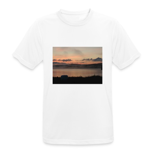 Himmel i Tornedalen - Andningsaktiv T-shirt herr