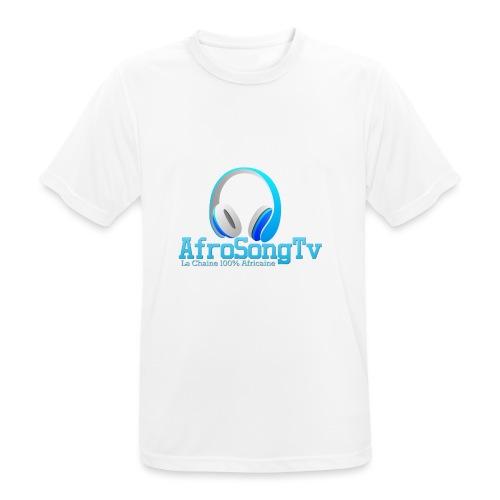 logo - Camiseta hombre transpirable