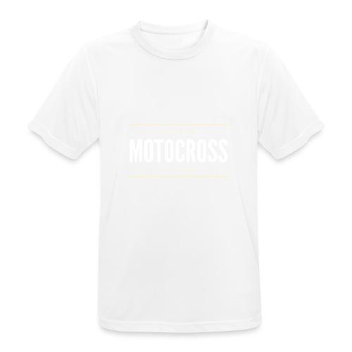 Pilote de Motocross sur sable - T-shirt respirant Homme