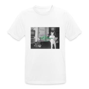 childhood - Pustende T-skjorte for menn