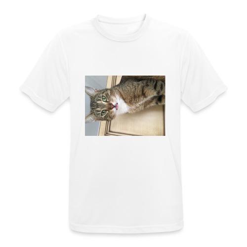 Kotek - Koszulka męska oddychająca