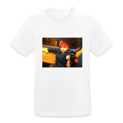 Rojbin gesbin - Andningsaktiv T-shirt herr