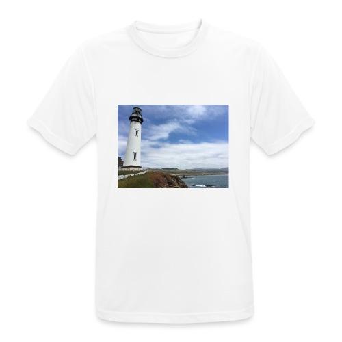 LIGHTHOUSE - Maglietta da uomo traspirante
