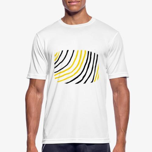 Raidat - miesten tekninen t-paita