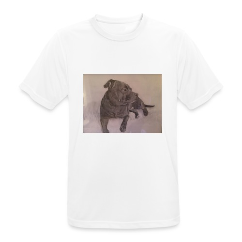 My dog - Andningsaktiv T-shirt herr
