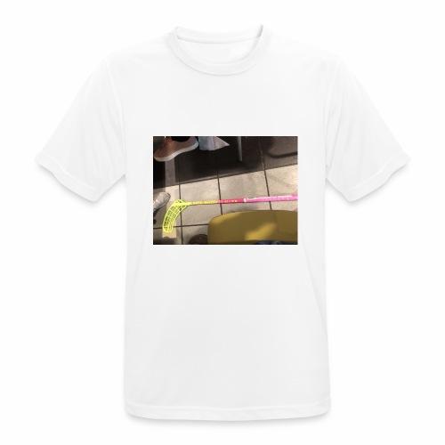 Anton - Andningsaktiv T-shirt herr